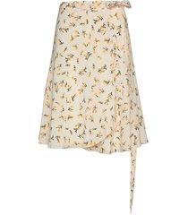 inger johanne rok knielengte geel fall winter spring summer