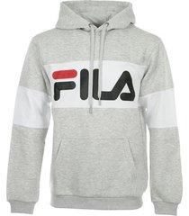sweater fila night blocked hoodie