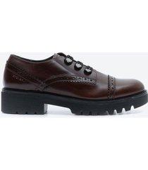 zapatos casuales mujer stonefly z1cq marrón