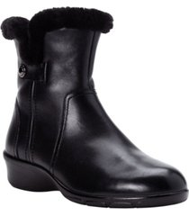 propet women's waylynn ankle booties women's shoes