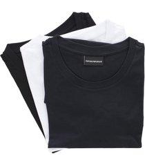 emporio armani tripack over t-shirt