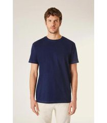 camiseta indigo lavado reserva masculina - masculino