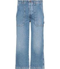wrangler cropped pants