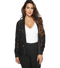 chaqueta g marciano poetic jacket negro guess