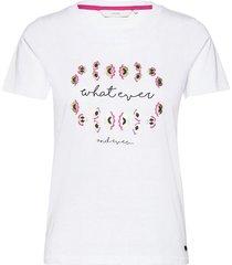 nuberyce t-shirt t-shirts & tops short-sleeved vit nümph