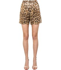 etro slim fit shorts