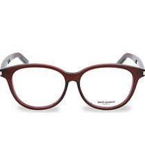 53mm classic square core blue light reader glasses