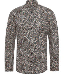 bs jesse skjorta business multi/mönstrad bruun & stengade