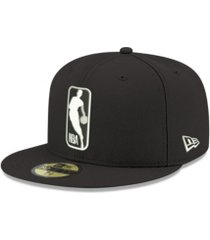 new era atlanta hawks man bdub 59fifty cap