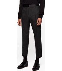 boss men's peyson straight-fit trousers
