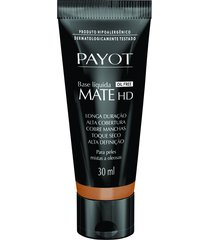 base líquida matte hd 30ml bronze - payot único