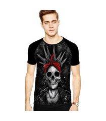 camiseta stompy raglan modelo 127 masculina