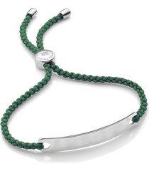 sterling silver havana friendship bracelet