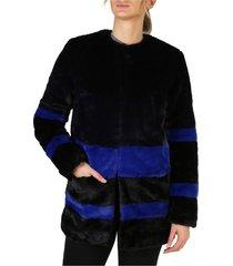 fake fur jacket w84l66