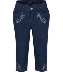 jeans bavaresi elasticizzati (blu) - bpc bonprix collection