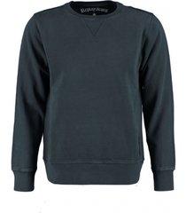 replay donkerblauwe sweater