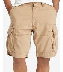 "polo ralph lauren men's shorts, 10.5"" classic gellar cargos"