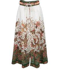 empire batik skirt