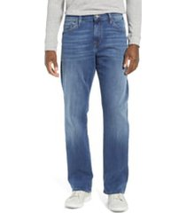 mavi jeans matt relaxed fit jeans, size 34 x 36 in mid foggy williamsburg at nordstrom