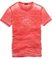 pme legend zacht t-shirt koraal