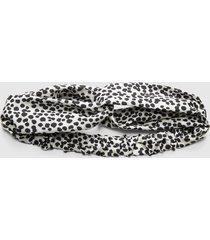 lane bryant women's safari chic headband onesz animal print