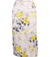 blumarine polyester skirt