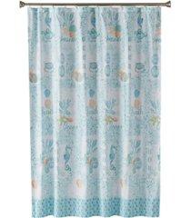 saturday knight ltd. south seas shower curtain bedding