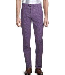 greyson men's trouser pants - abyss - size 36 32