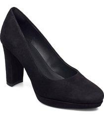 kendra sienna shoes heels pumps classic svart clarks