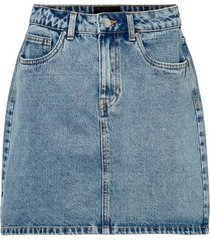 jeanskjol vmkate hr s denim skirt