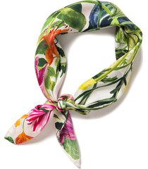 rainforest mini scarf
