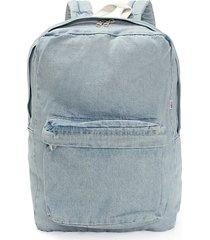 sacchetti di viaggio casuali della scuola esterna dello zaino del denim