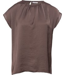 blusa gris caekilia marcia