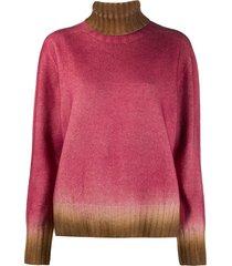 altea cisne tie-dye jumper - pink