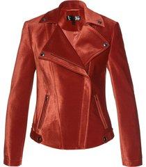 giacca biker (rosso) - bpc selection premium