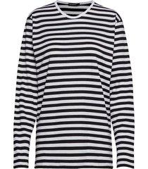 pitkähiha 2017 shirt t-shirts & tops long-sleeved multi/patroon marimekko