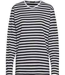 pitkähiha 2017 shirt t-shirts & tops long-sleeved multi/patroon marimekko