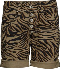 5b shorts zebra shorts flowy shorts/casual shorts brun please jeans
