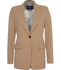 set blazer dames camel