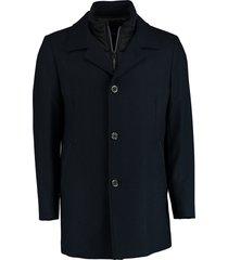 bos bright blue wollenjas donkerblauw rf 20301ge01bo/290 navy