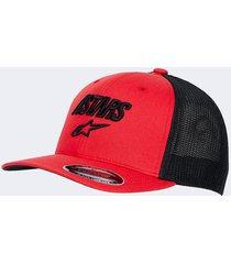 gorras rojo alpinestars 113103