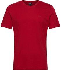 lecco 80 t-shirts short-sleeved röd boss