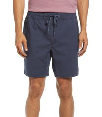 l.l.bean men's explorer ripstop shorts, size small in carbon navy at nordstrom