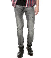 jean gris colore