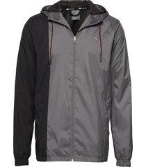 collective woven jacket outerwear sport jackets grå puma
