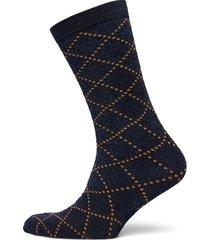 duca love lingerie socks regular socks blå becksöndergaard
