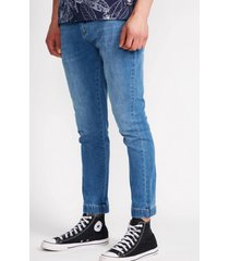 jeans jogger fit azul sioux