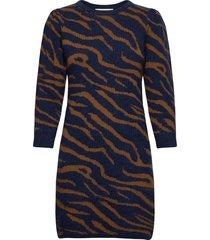 zebagz dress ma20 kort klänning blå gestuz