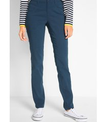 bengaline stretch broek, straight