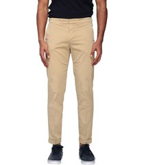 fay pants fay trousers in stretch gabardine